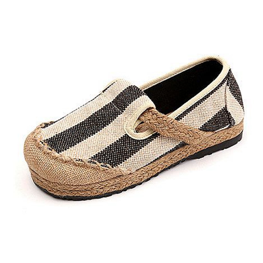 c1fabb6a76a93 Amazon.com | Women's Loafers Flat Moccasin Exotic Stripe Slip-On ...