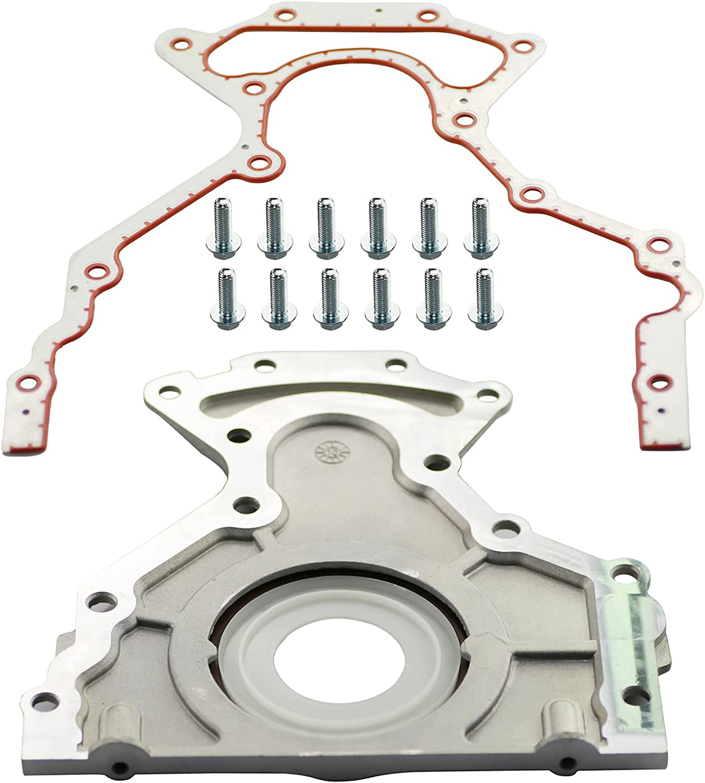 YIDEZU Rear Main Seal Kit for 4.8 5.3 6.0 6.2 Chevy GMC 12633579 635-518