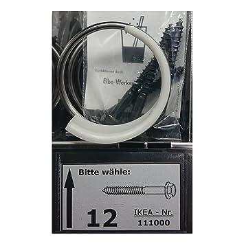 ikea ersatzteile schrauben nr. 111000: amazon.de: küche & haushalt - Ikea Ersatzteile Küche