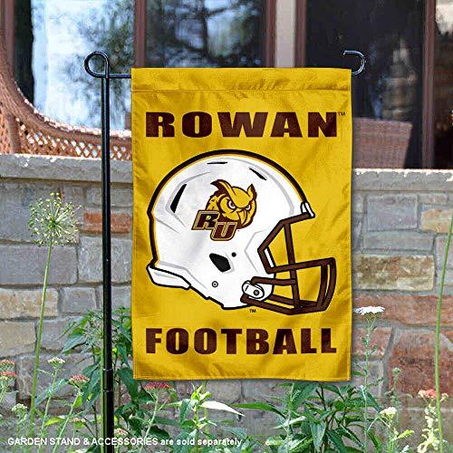 College Flags and Banners Co. Rowan University Football Helmet Garden Flag