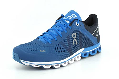 On Running Cloudflow River Navy 43  Amazon.it  Scarpe e borse 19a46f353af