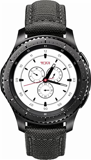 Samsung Gear S3 Frontier Tumi Special Edition Smartwatch 46mm - Stainless Steel