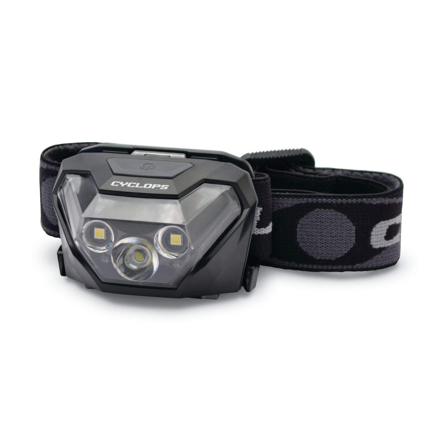 Cyclops 5W CREE LED 500 Lumen Headlamp with Red LED