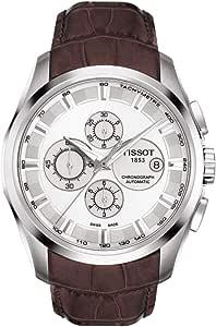 Tissot T035.627.16.031.00 Mens Digital Leather Watch