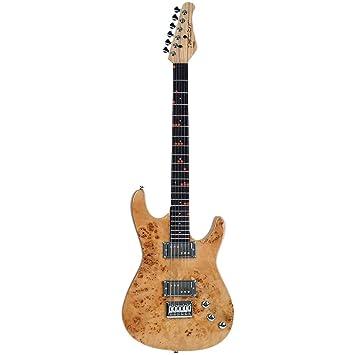fretlight fg-561 Pro guitarra eléctrica con integrado sistema de aprendizaje con luz natural