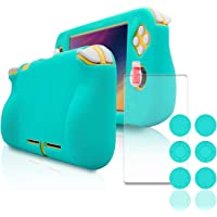 Accessories Kit for Nintendo Switch lite (Turquoise)