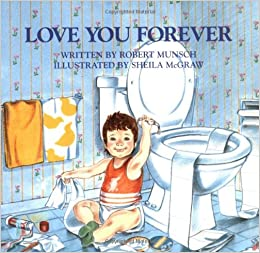 Image result for love you forever book