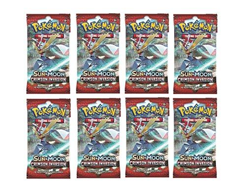 Pokemon Figure Booster Pack - 8