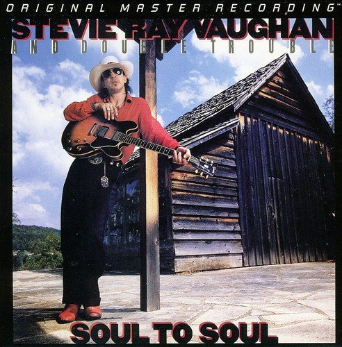 SACD : Stevie Ray Vaughan - Soul to Soul (SACD)