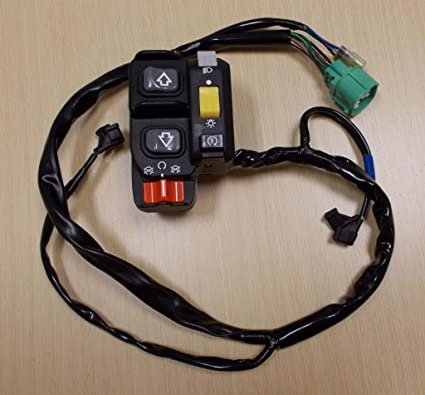2007 Honda TRX 250 TRX250 Recon Electric Shift Start Kill Light Switch