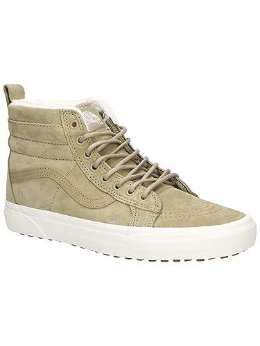 Vans Classic SK8-HI MTE Sneaker Skate Leather Winterboots VN0A33TXRJ51 Beige, Shoe Size: