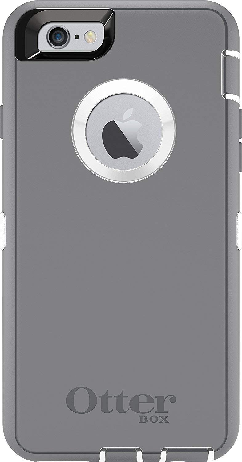 Rugged Protection OtterBox DEFENDER Case for iPhone 6 Plus, 6s Plus (Glacier )