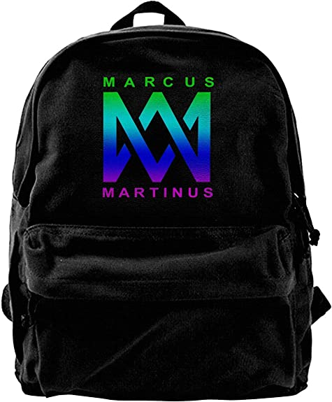 NJIASGFUI Sac à dos en toile Marcus & ☛ Martinus Sac à dos de gym ...