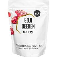 nu3 Bayas de Goji Premium - 500g Superalimento