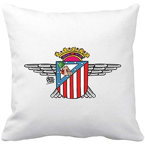 Diver Bebé Cojín con Relleno Atlético de Madrid Atlético ...