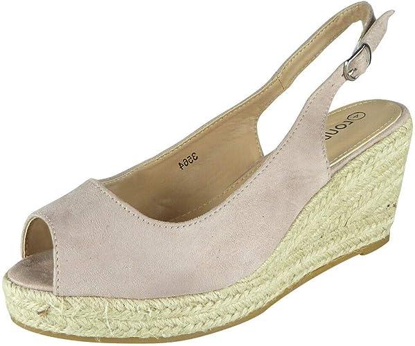 Womens Slingback Sandals   Womens