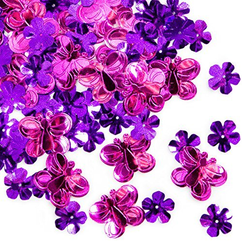 Creative Converting Butterfly Confetti]()