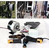 Best Bicycle Engine Kits - 350W ELECTRIC BICYCLE ENGINE KIT INCLUDE ACCELERATOR HANDLE Review
