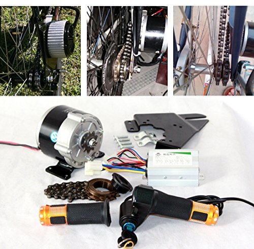 350W-electric-bicycle-engine-kit-include-accelerator-handle-with-key-switch-battery-voltage-display-brushed-motor-controller