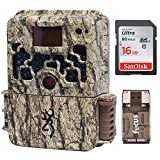 Cheap Browning Trail Cameras Strike Force Extreme 16 MP Game Camera + 16GB SD Card + Focus USB Reader