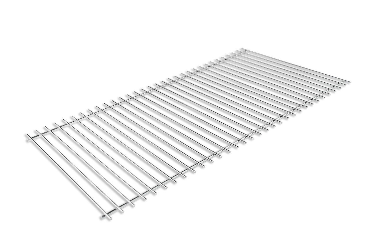 Cooking and grill grate 70x37cm of european stainless steel Deos-grill DE 1104