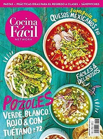 Amazon.com: Cocina Fácil: Kindle Store