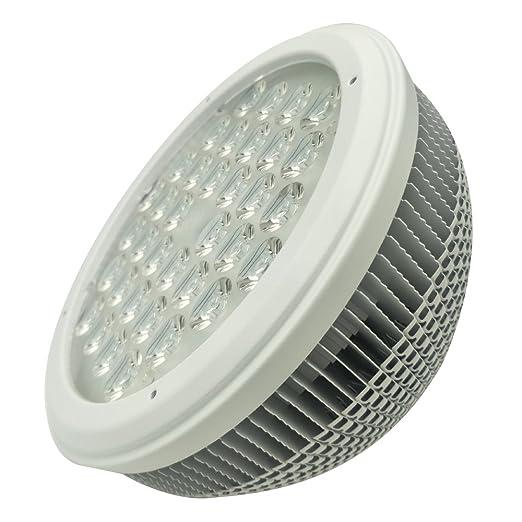 Bombilla LED Par56 30W Foco Blanco Cálido (2700-3000K) Ángulo de haz 60
