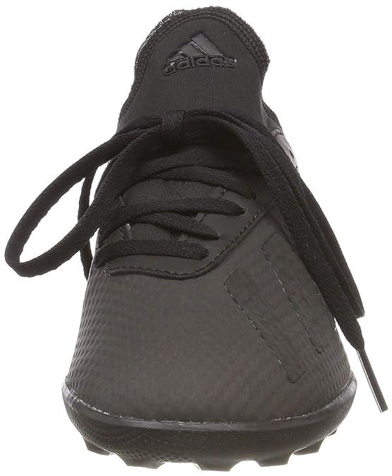 Amazon.com | adidas X Tango 18.3 Astro Turf Junior Football Trainers - Black | Soccer