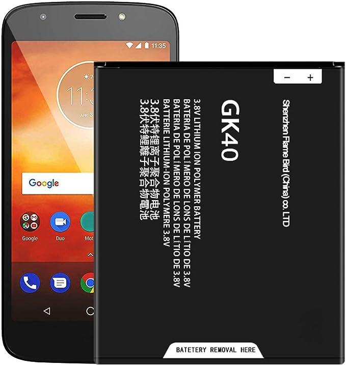 Bater/ía Bateria Interna Recargable Battery Battery Motorola Moto G4 NUEVO