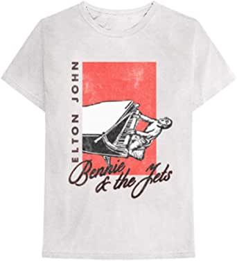 5.1 Marketing Elton John Bennie and The Jets T-Shirt