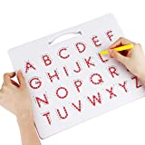 Apfity Magnetic Drawing Board, Magnetic Alphabet