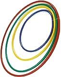 Sport d'Exercice & Fitness Cerceau en plastique Kids Gym PE Play Hula Hoop assortis