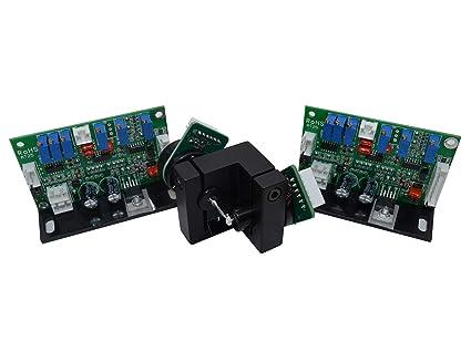 Amazon com: 20Kpps laser scanning galvo galvanometer scanner set