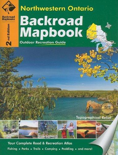 Northwestern Ontario (Backroad Mapbooks) ebook