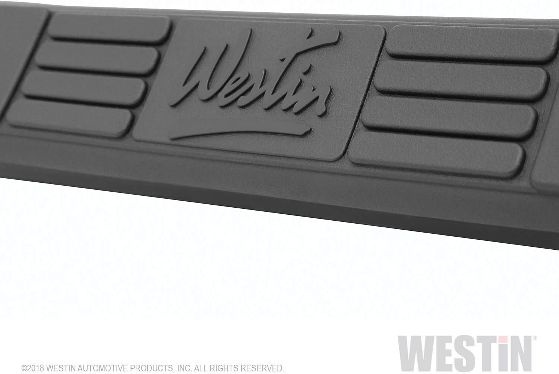 Westin 25-2755 Signature Series Black Side Steps