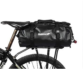 Wisdomx Rhinowalk 20L MTB Bolsa de Bicicleta Trasera ...