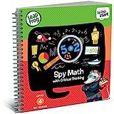 LeapFrog LeapStart 1st Grade Activity Book: Spy Math and Critical Thinking