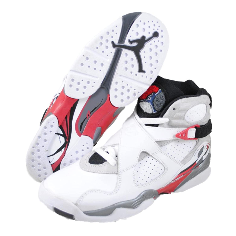 Amazon.com | Nike Air Jordan 8 Retro GS Bugs Bunny (305368-103) | Basketball