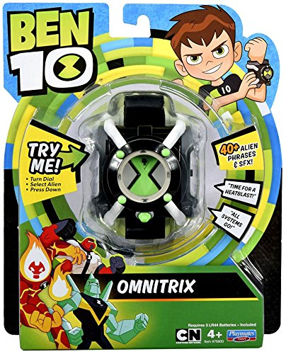 Ben 10 Action Omnitrix -
