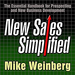 New Sales. Simplified. Hörbuch