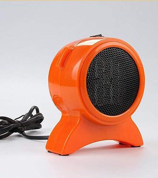 EFVFG Ventilador De Calefacción Eléctrica Mini Ventiladores De ...