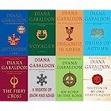 Diana Gabaldon Outlander Series 8 Book Set (1- 8)