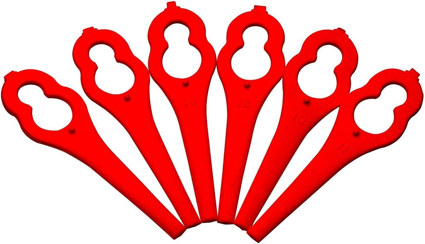 Bosch - Cuchilla de recambio para cortabordes ART 26 (26 cm)