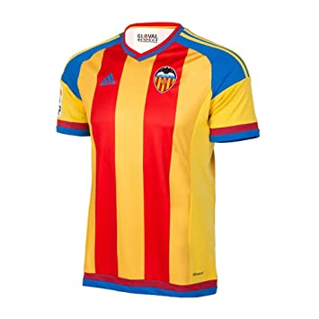 Football  T-Shirt Official adidas 1 Jersey Valencia C.F 2015/2016