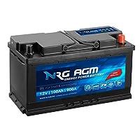 Agm autobatterie test