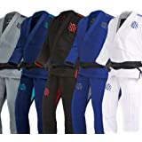 Sanabul Essentials v.2 Ultra Light BJJ Jiu Jitsu Gi Preshrunk Fabric (See Special Sizing Guide)