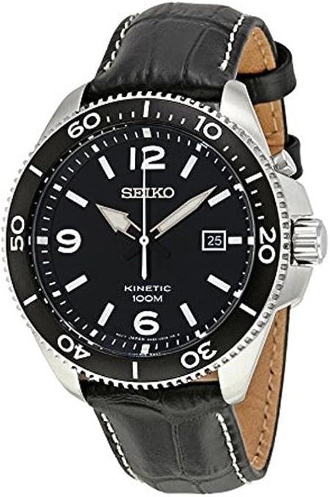 Seiko Malla Me Up Kinetic Kinetic Reloj SKA747P2