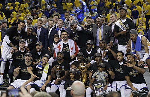 Golden State Warriors Basketball Champions Team Sports Poster Photo Limited Print Kevin Durant Steph Curry Klay Thompson Draymond Green Player Sexy Celebrity Athlete Size 22x28 #2 -