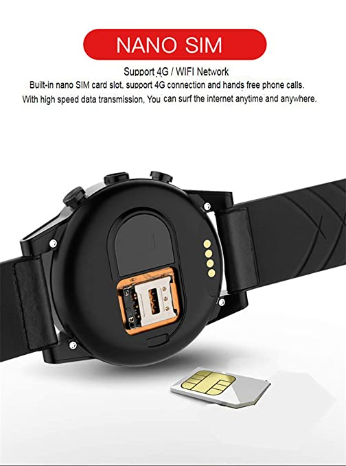 Amazon.com: SUNLMG Smart Watch/Heart Rate and Activity Tracking/Sleep Monitoring/GPS/Long Battery Life/Bluetooth/Suitable for ...
