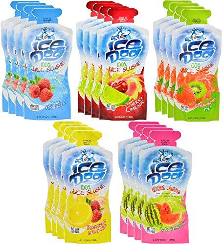 strawberry lemonade ice - 7